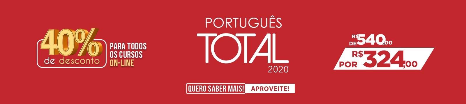 [Páscoa 2020 - Total]