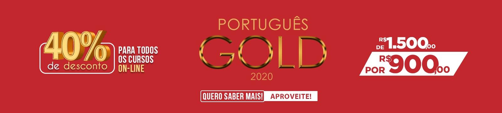 [Páscoa 2020 - Gold]