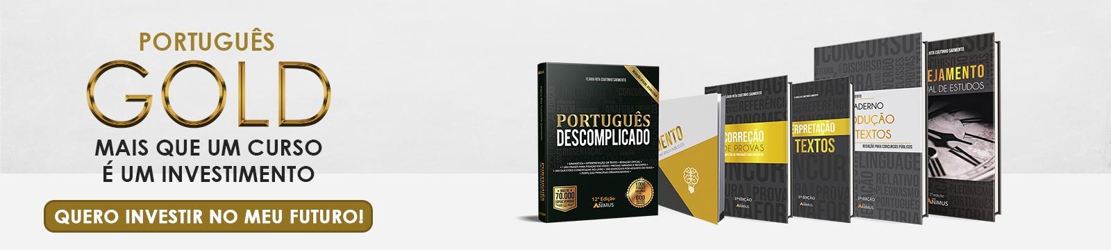 [Português GOLD 2020]