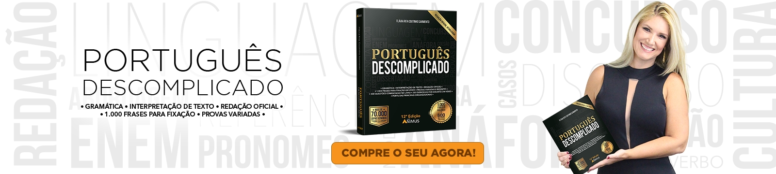 [Livro Português Descomplicado 12ª Edição]