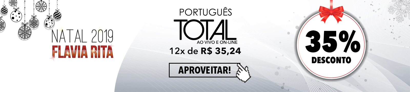 [Campanha Natal 2019 - TOTAL On-line]