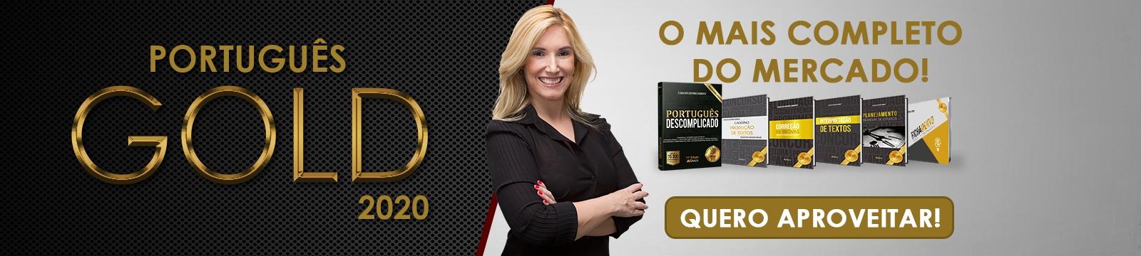[Novo Português Gold 2020]