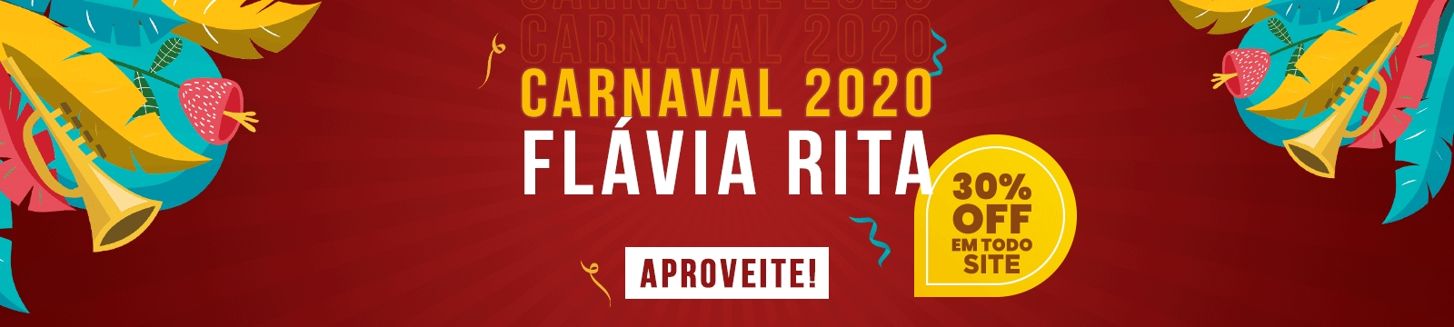 [Campanha Carnaval 2020]