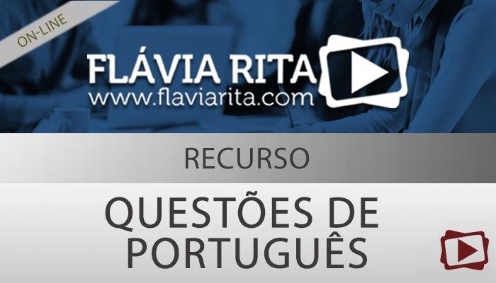 [Recurso para questões de Português (análise de viabilidade)]