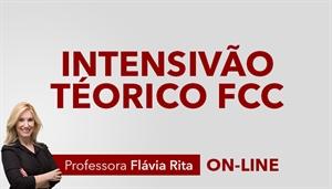 [Curso on-line intensivão de Português para concursos da Fundação Carlos Chagas FCC - Professora Flávia Rita]
