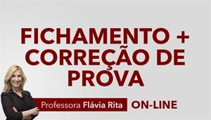 [Curso on-line: Português - Fichamento + Correção de Provas]