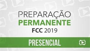 [Curso presencial: Português - Preparação Permanente para Concursos FCC - Professora Flávia Rita]