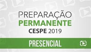 [Curso presencial: Português - Preparação Permanente para Concursos CESPE - Professora Flávia Rita]