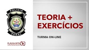 [Curso on-line de Português - Teoria + Exercícios para a Polícia Penal de Minas Gerais - PPMG - Professora Flávia Rita]