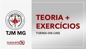 [Curso on-line de Português - Teoria + Exercícios para o Concurso do TJM-MG/Instituto Consulplan - Professora Flávia Rita]