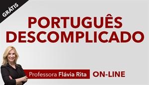 """[Curso bônus livro """"Português Descomplicado"""" - Aulas Expositivas Português Total]"""