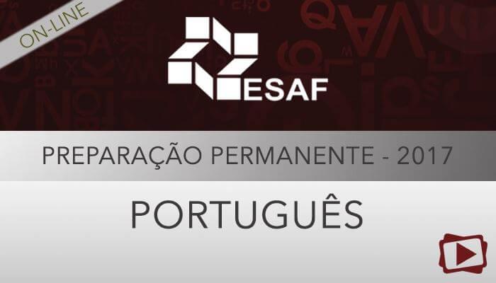 Curso on-line : Português Preparação Permanente para Concursos - ESAF - Professora  Flávia Rita