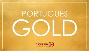 [Curso on-line de Português Gold para Concursos - Professora Flávia Rita]