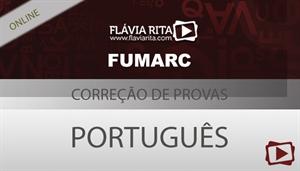 [Aula Gratuita: Português - Correção de Provas para concursos da banca FUMARC - Professora Flávia Rita ]